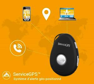 Tracker-GPS ServiceGPS