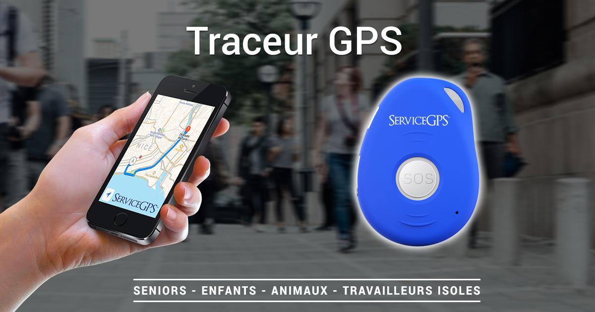 Balise GPS ServiceGPS™