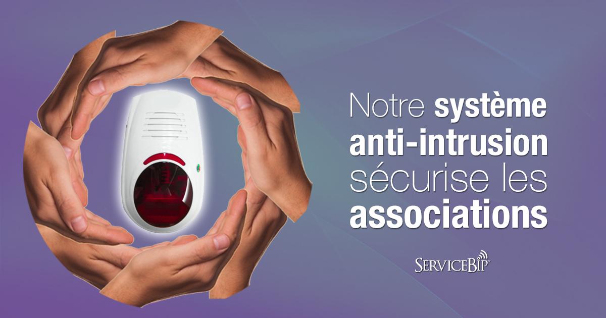 Dispositif anti intrusion