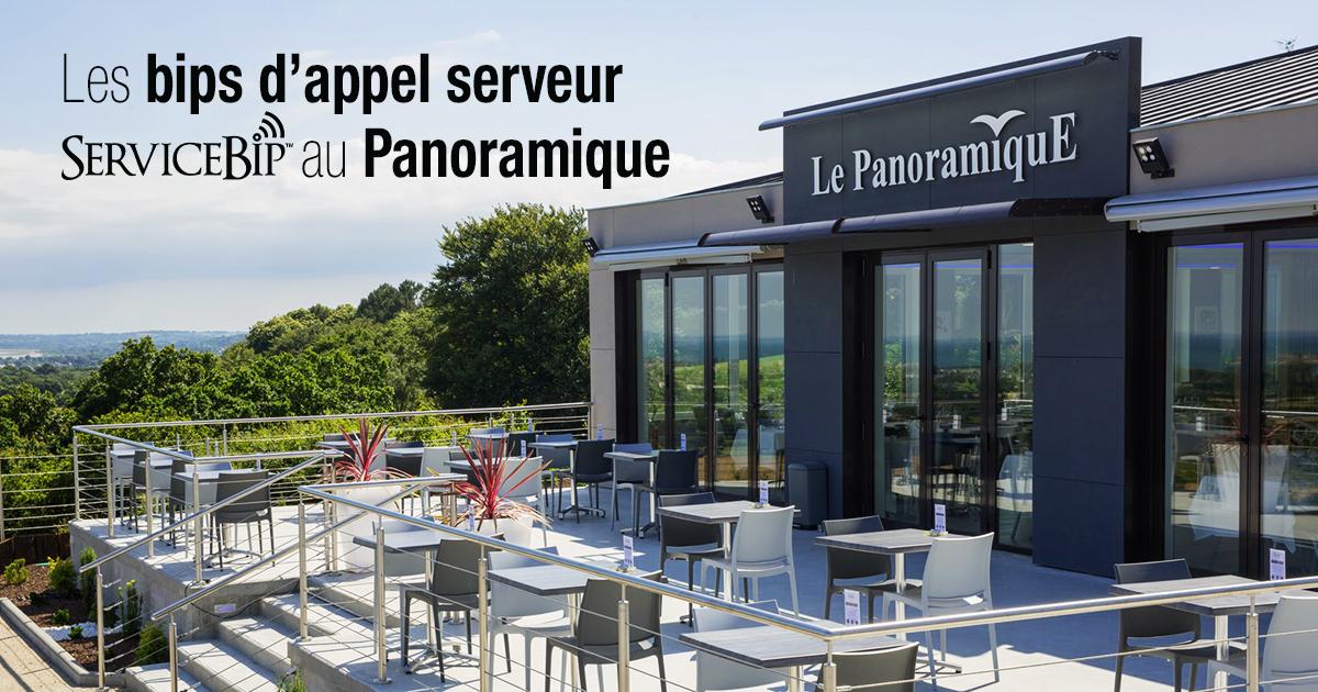 Bip serveur au Panoramique - ServiceBip™