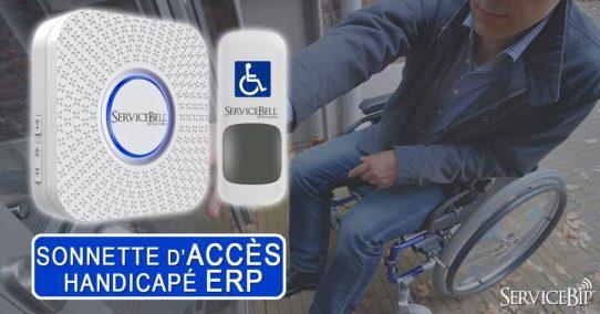 L'accès handicapés ERP au coeur des priorités
