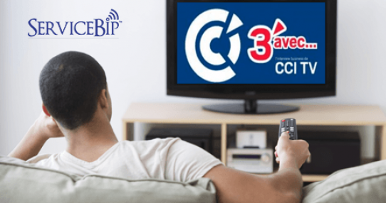 Interview vidéo de la CCI à ServiceBip
