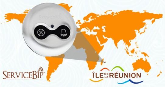 Nouveau distributeur ServiceBip à La Réunion