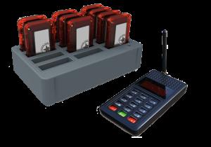 ServicePager™ : Gestion d'attente bipeur client