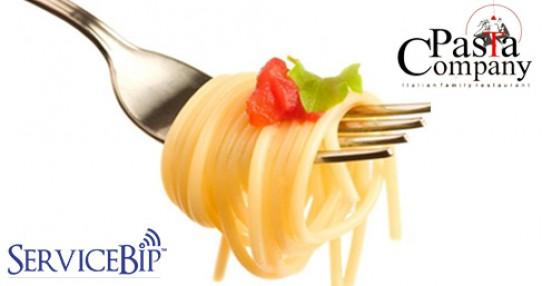 Pasta Company utilise notre système d'appel