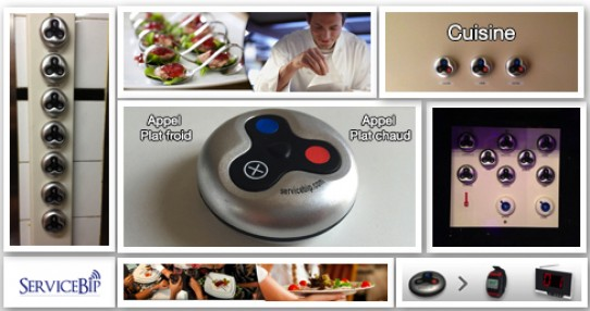 La technologie au service de la cuisine !