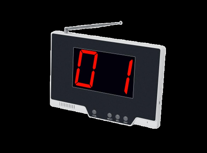 ServiceScreen™ 2 chiffres