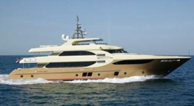Yacht Lady Tahiti