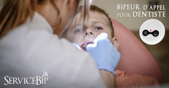 Le bipeur d'appel dentiste présent au Centre Esthétis