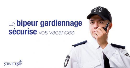 Le bipeur gardiennage s curise les s jours de vacances servicebip - Vacances gratuites gardiennage ...