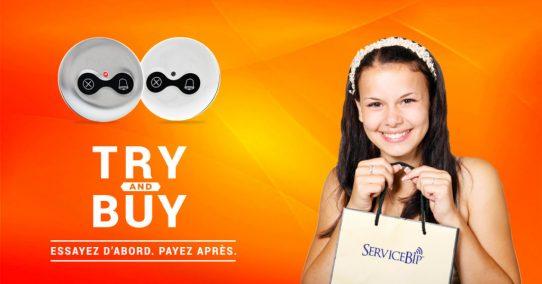 Le Try and Buy, test gratuit de nos avertisseurs sonores
